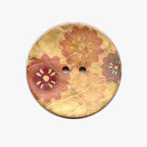 Exotic Buttons 12602 - Flowers