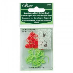 Quick Locking Stitch Markers #3030 Small