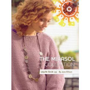 Mirasol Collection Book #22 - Sawya yarn