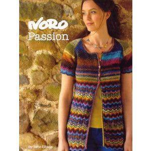 #12 Noro Passion