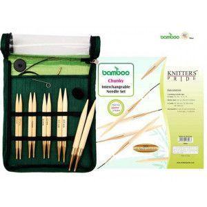 Interchangeable Sets Bamboo Chunky Set