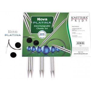 Nova Platina Interchangeable Sets Chunky Set