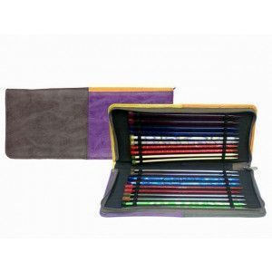Project Bags Volga Single Pointed Needle Case