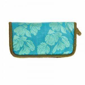 Knit Aid Kit Case Turquoise-Olive