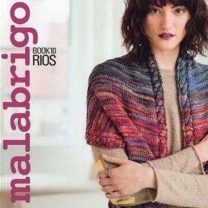 Malabrigo Book #10 - Rios