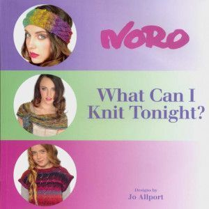 What Can I Knit Tonight? By Jo Allport