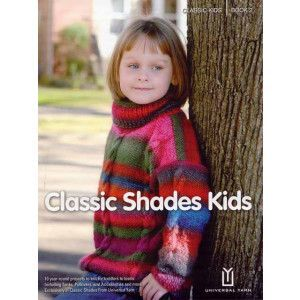 Classic Shades Kids Book 2