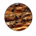 Exotic Buttons 65901 - Rust Lava