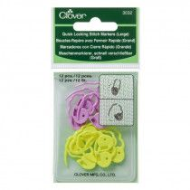 Quick Locking Stitch Markers #3032 Large