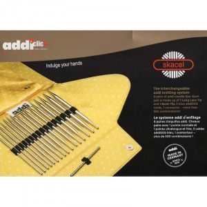 Click Mix Lace/Basic Interchangeable Circular Knitting Needle System