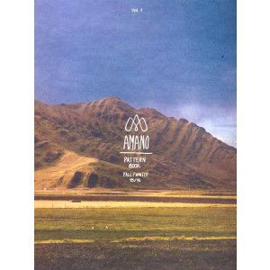 Amano vol. 1 Fall-Winter 2015-16