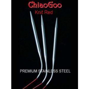 Stainless Steel Red Circulars
