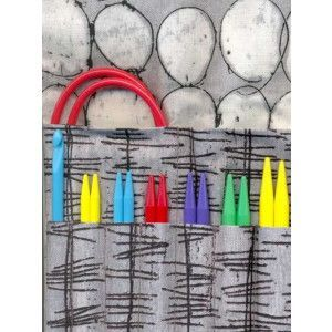 2Go Needles Set For Knitting Brights - Touchstone