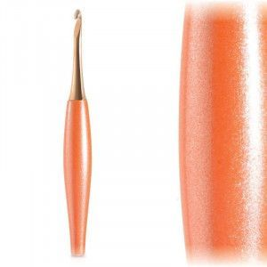 Furls Crochet Hooks Odyssey Peach and Rose Gold