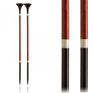 Furls Ebony Single Pointed Needles