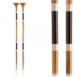 Furls Teak Single Pointed Needles