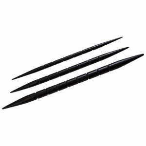 Cable Needles Nirvana Ebony Cable Needles Set