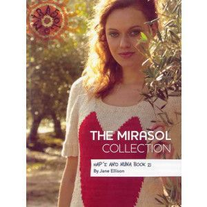 Mirasol Collection Book #21 - Hap'i & Nuna yarns