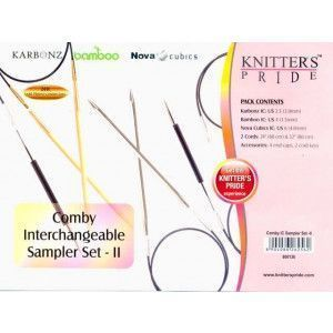 Interchangeable Sets Comby Sampler Set - II