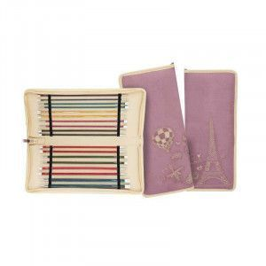 Single Pointed Needle Set Royale 14 in - 35 cm