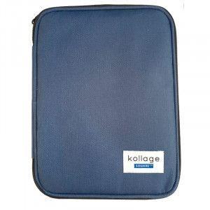 Kollage Square® Large Zipper Pouch