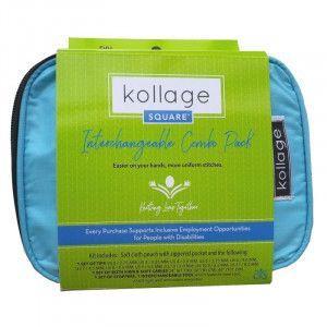 "Kollage Square® 3.5"" Full Interchangeable Set"