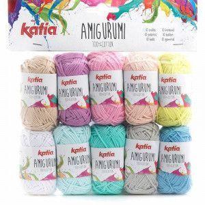 Katia - Amigurumi yarn