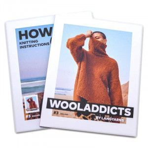 Wool Addicts Pattern Book #3