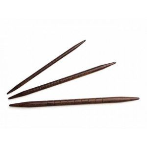 Cable Needles Ebony