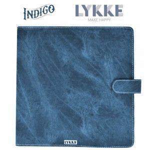 "Lykke Driftwood 14"" Straight Gift Set in Indigo Pouch"
