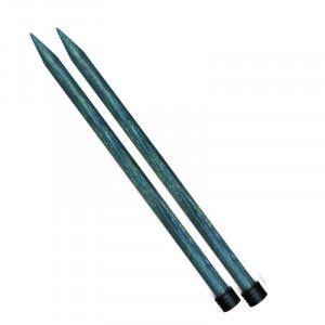 Indigo Single Pointed Needles