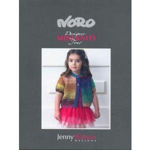 Mini Knits-4 by Jenny Watson