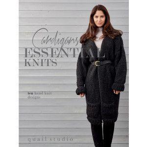 Rowan Essential Cardigans
