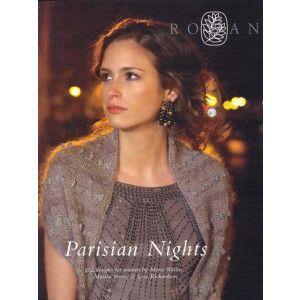 Rowan Parisian Nights