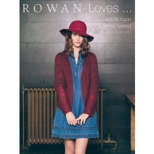 Sarah Hatton. Rowan Lowes.. Kidsilk Haze