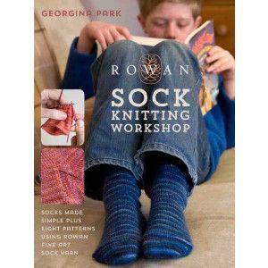 Georgina Park. Sock Knitting Workshop