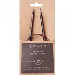 Rowan Birchwood Circular Needles