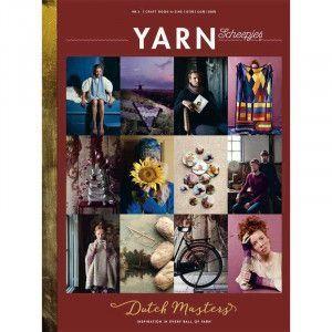Scheepjes Yarn Craft Book-A-Zine #4 Dutch Masters