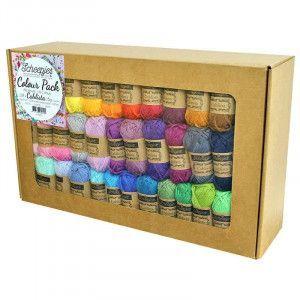 Scheepjes Cahlista Color Pack