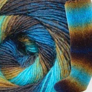 Wisdom Yarns - Poems Sock
