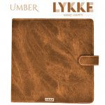 """Lykke Driftwood 10"""" Straight Gift Set in Umber Pouch"""