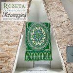 Scheepjes Yarns Cal 2019, Rozeta, Colour Crafter Yarn, Color Dusk