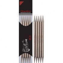 ChiaoGoo - Stainless Steel Double Pointed Needles
