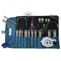"Interchangeable Needles Sets Sharp 5"" DELUXE Limited Edition"