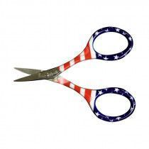 Nirvana Needle Arts Scissors - Flag Design
