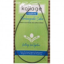 Kollage Square Interchangeable Cables