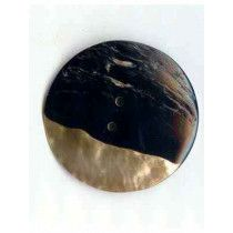 Lantern Moon Buttons Mother of Pearl; Round 1 3-4 in