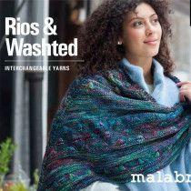 Malabrigo Book #18 - Rios & Washted