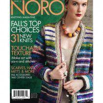 Noro - Magazine #15 Fall-Winter 2019-20