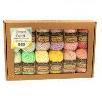 Scheepjes Softfun yarn Minis Color Pack